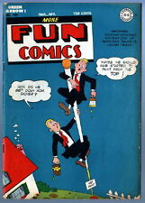 MORE FUN COMICS #102 2nd Superboy App 1st Clover & Dover cover Green Arrow 1945