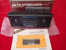Realistic Retro AM/FM Stereo-Mate Model-12-722