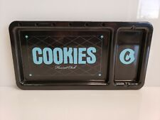 Cookies SF Clothing Harvest Club Rolling Tray Version I Black Berner HTF