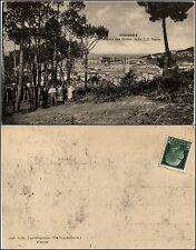 Impruneta, Firenze, panorama dal monte delle S.S.Marie, nuova perfetta