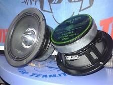 COPPIA Mid woofer IPNOSIS IMP 1165 16 cm audio sp l predisposizioni 165mm auto