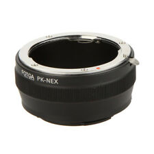 Fotga PK-NEX Anello Adattatore Digitale per Lente di montaggio Pentax PK K  X2A2