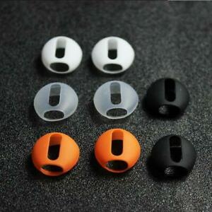 4 Pair Anti Slip Earbud Silicone Case Earphone Tips For Apple  Airpods1&2,Earpod