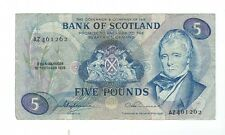 Scotland - 1978, Five (5) Pounds