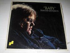 SEALED Dianne Davidson BABY Janus Records