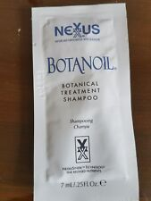 30 Nexxus Botanoil Botanical Treatment Shampoo, 7 Ml/.25