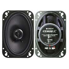 "Orion Co46 Cobalt 4X6"" Coaxial Speaker"