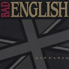 Backlash von Bad English | CD | Zustand sehr gut