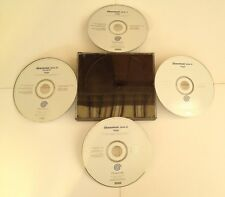 dreamcast SHENMUE pal E disc white label version presse promotionnel sega