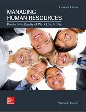 Managing Human Resources 11th Edition by Wayne Cascio,  P.D.F Version
