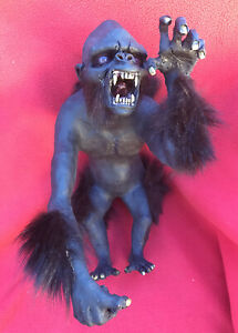 Mexico City Outside Art HOOS Wrathful Demon Gorilla Protective Creature