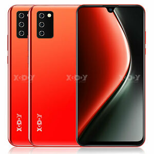 """7.2"""" Large Screen Unlocked Smartphone Android 9.0 Mobile Phone Dual SIM Tablet"""