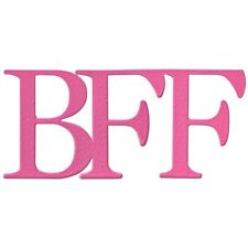 Demdaco Embellish Your Story 17450 BFF Best Friends Magnet