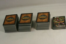 Wow World of Warcraft Trading Card Game Lot of 444 Cards