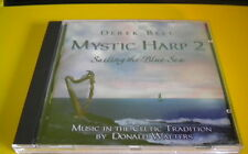 Derek Bell Mystic Harp 2 Sailing The Blue Sea CD NEW 1999 The Chieftains Celtic