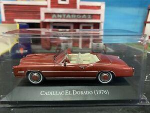 COCHE AMERICANO CADILLAC EL DORADO 1976 Escala 1:43