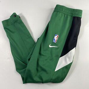 Nike NBA Boston Celtics Warm Up Pants Player-Issued Breakaway Sz L AV0834-312