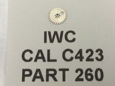 IWC CAL C423 PART 260