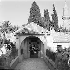 SALAMIS c. 1960 -4 Négatifs Mosquée Hala Sultan Tekke- Négatif 6 x 6 - CHYPRE 29