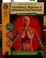 Pre-owned ~ Human Body Series, Circulatory, Digestive & Preproductive Systems PB