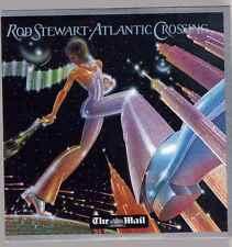 1 newspaper promo cd rod stewart atlantic crossing 70s excellent POST WORLDWIDE