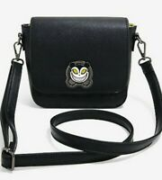 Loungefly Disney Nightmare Before Christmas Crossbody Bag Purse Scary Teddy NEW