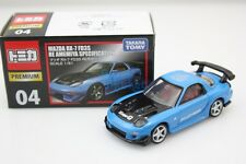 Tomy Tomica Premium 04 MAZDA Rx-7 Fd3s Re Amemiya Specification Japan