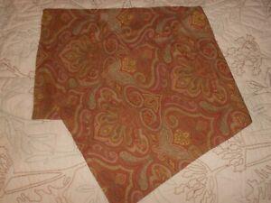 Pottery Barn Cotton Tapestry Table Runner