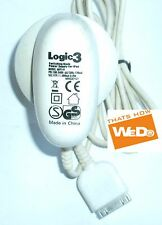 LOGIC3 SWITCHING POWER ADAPTER MIP141 FOR iPAD 11V 300mA 3.3VA EU PLUG
