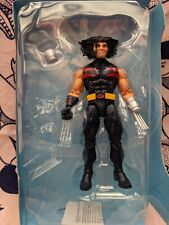 """Marvel Legends AoA WEAPON X Loose Complete 6"""" No Sugar Man BAF Wolverine IN HAND"""
