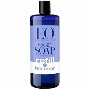 EO Products Hand Soap Refill French Lavender 32oz
