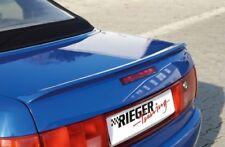 Rieger Heckklappenspoiler --> nur für Cabrio Audi 80 Typ B4