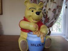 Disney Winnie the Pooh Ex Disney Store Display Resin Statue Figure