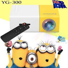 Yg300 Mini Portable Cinema Projector Suporrt - 1080p Home Theater USB SD AV HDMI