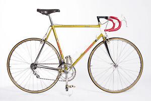 Legnano (built by Bianchi) Maurizio Fondriest 1988 Road Bicycle. 56cm