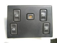 LAND ROVER DISCOVERY 2 2002-2004 ELECTRIC WINDOW SWITCH PANEL (BLACK)