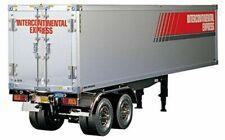 TAMIYA 1/14 Electric RC Big Truck Series No.2 1/14 RC Trailer Truck 56302