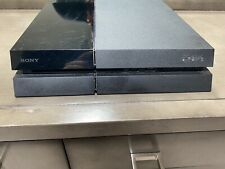 Sony PlayStation 4 500GB Jet Black Console Original Edition
