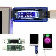 USB Charger Doctor Voltage Current Meter Detector Voltmeter Ammeter Tester