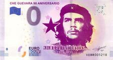ESPAGNE Che Guevara 90 Aniversario, 2018, Billet 0 € Souvenir