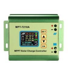 Solar Batterie Regler Laderegler LCD Color Display 24/36/48/60/72V 10A Neu H8N7