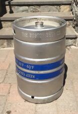 The Boston Beer Company Stainless Steel Commercial Beer Half Keg 15.5 Gallon