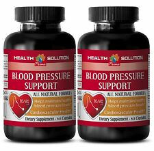 Immune support extract - BLOOD PRESSURE CONTROL - olive leaf powder - 2 Bottles