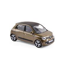 NOREV 517415 RENAULT TWINGO MARRONE METALLIZZATO 2014 scala 1:43 modello di auto NUOVO! °