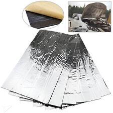 6 Stück Hitzeschutzfolie Auspuff Krümmer 50x30cm selbstklebend Hitzeschutzmatte