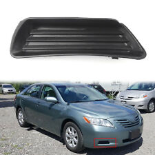 Front Bumper Fog Light Cover W/O FOG Right Side For 07 2008 2009 Toyota Camry UE