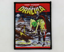 PATCH - The Tomb of Dracula - HORROR Comics, monster, halloween, vampire - Woven
