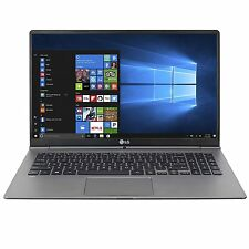 """LG gram 15.6"""" FHD Ultra-light Notebook Intel i5-7200U, 8GB RAM, 256GB SSD"""