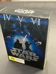 Star Wars Original Trilogy Limited Edition Theatrical Box Set
