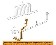 GM OEM Transmission Oil Cooler-Outlet pipe 15779543
